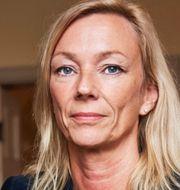 Karolina Ekholm.  TT