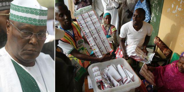 Atiku Abubakar/Valet i Nigeria. TT