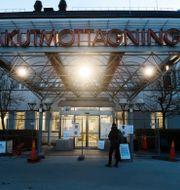 Akutmottagningen vid Akademiska Sjukhuset i Uppsala. Stina Stjernkvist/TT / TT NYHETSBYRÅN