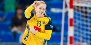Sveriges Ema Lindqvist.  DANIEL STILLER / BILDBYRÅN