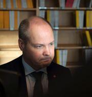 Morgan Johansson, arkivbild. Henrik Montgomery/TT / TT NYHETSBYRÅN