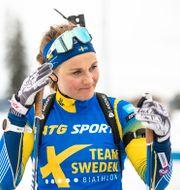 Stina Nilsson. Per Danielsson / TT NYHETSBYRÅN