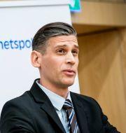 Daniel Stenling.  Christine Olsson/TT / TT NYHETSBYRÅN