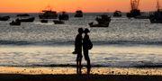 Arkivbild. Turister i Nicaragua. ESTEBAN FELIX / TT / NTB Scanpix