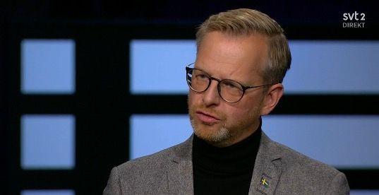 Mikael Damberg SVT