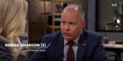 Morgan Johansson (S), Veckans brott / SVT