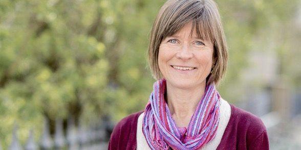 Karin Pleijel (MP), kommunalråd med ansvar för förskolan, Miljöpartiet