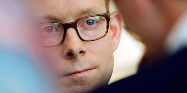 Tobias Billström. Henrik Montgomery / SCANPIX / SCANPIX SWEDEN
