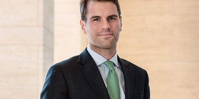 Peder Beck-Friis, nationalekonom och portföljförvaltare på Pimco  PIMCO