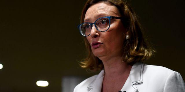 Maria do Rosario EVARISTO SA / AFP