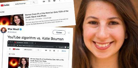 Katie Boman Twitter/MIT