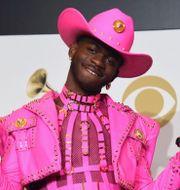 """Lil Nas X har lanserat en """"satanssko"""".  TT"""