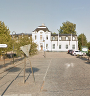Området kring restaurangen i Sjöbo. Google Maps
