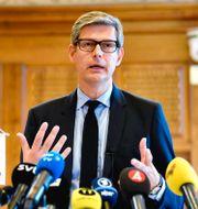 Justitieombudsman Per Lennerbrant.  Anders Wiklund/TT / TT NYHETSBYRÅN