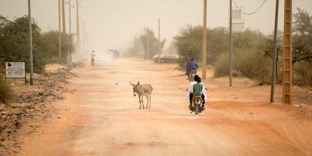 Arkivbild från Timbuktu i Mali.  Henrik Montgomery/TT / TT NYHETSBYRÅN