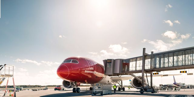 Snabbare, bekvämare och mer miljövänlig. Norwegians nya 787 Dreamliner ligger i absolut framkant bland världens flygplan. Foto: Colourbox