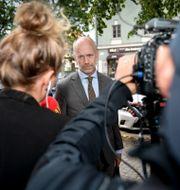 Henrik Olsson Lilja. Stina Stjernkvist/TT / TT NYHETSBYRÅN