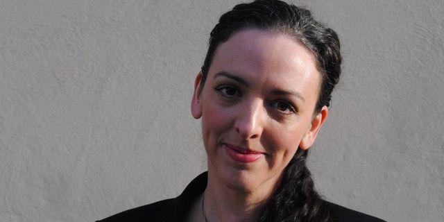 Tamara Spiric.  Torbjörn Granroth / TT NYHETSBYRÅN