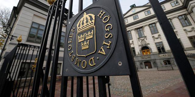 Högsta domstolen LEIF R JANSSON / TT / TT NYHETSBYRÅN