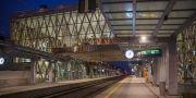 Östra station i Umeå. Arkivbild. JOHAN GUNSÉUS / TT NYHETSBYRÅN