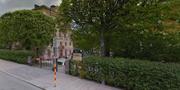 Fredrikshovs slotts skola. Google street view