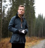 Ulf Kristersson. Jessica Gow / TT NYHETSBYRÅN