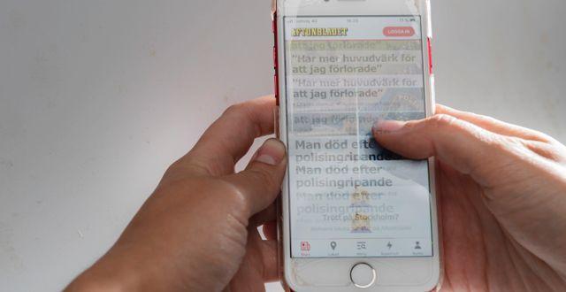 Illustrationsbild. Naina Helén Jåma/TT / TT NYHETSBYRÅN