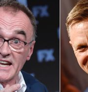 Danny Boyle och Daniel Craig. TT