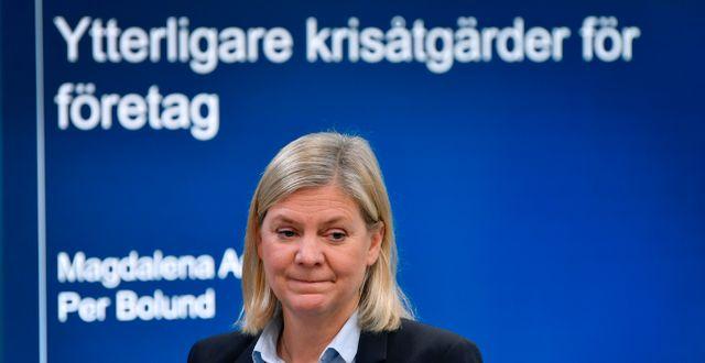 Anders Wiklund/TT / TT NYHETSBYRÅN