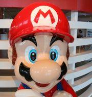 Thunderful är distributör till Nintendo. Koji Sasahara / TT NYHETSBYRÅN