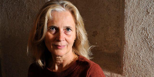 Katarina Frostenson.  ANDERS WIKLUND / TT / TT NYHETSBYRÅN
