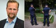 Carl Johan Sonesson (M).  TT/ Erik Berg