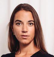 Johanna Kull.  Erik Simander/TT