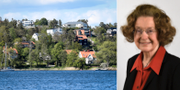 Villor i Danderyd/C-politikern Siv Sahlström. TT/Danderyds kommun