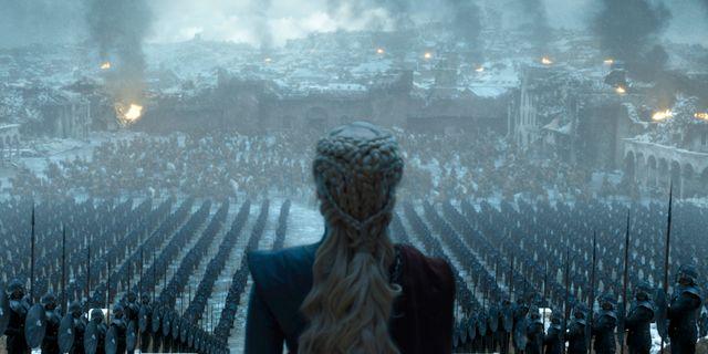 """""""Game of thrones"""". TT NYHETSBYRÅN/ NTB Scanpix"""