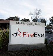 Fireeyes kontor i Milpitas, Kalifornien.  Ben Margot / TT NYHETSBYRÅN