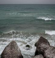 Medelhavet utanför Tunisien.  Nariman El-Mofty / TT NYHETSBYRÅN