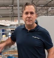 Apoteas vd Pär Svärdson.  Fredrik Sandberg/TT / TT NYHETSBYRÅN