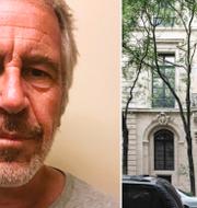 Jeffrey Epstein och hans hem på Manhattan TT