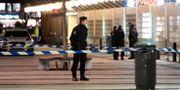 En del av gängkonflikten: mordet på en pizzeria i Rinkeby. Fredrik Sandberg/TT / TT NYHETSBYRÅN