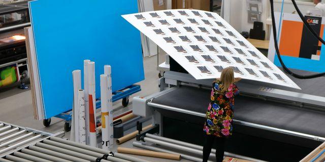 Foto: Pressbild/Grafiska företagen
