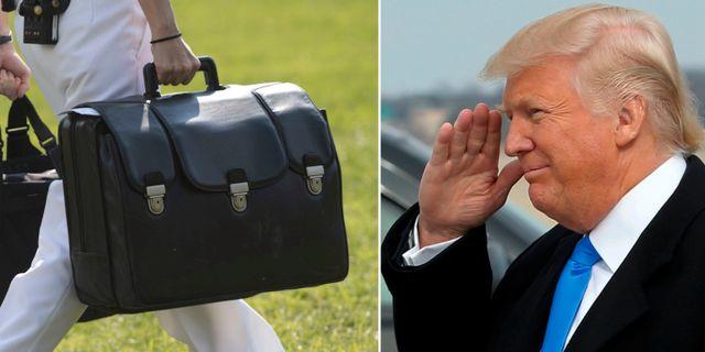 Trump halkar efter i opinionsmatningar