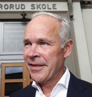 Jan Tore Sanner. Terje Pedersen / TT NYHETSBYRÅN