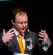 Henrik Ekengren Oscarsson ADAM IHSE / TT / TT NYHETSBYRÅN