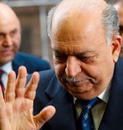 Iraks oljeminister Thamer al-Ghadhban. TT