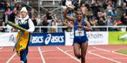Fayesa Aberash Etiopien vinner i damklassen 2019. Pontus Lundahl/TT / TT NYHETSBYRÅN