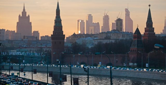Kreml i Moskva. Mikhail Metzel / TT NYHETSBYRÅN/ NTB Scanpix