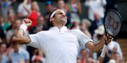 Roger Federer. CARL RECINE / BILDBYRÅN
