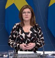 Eva Nordmark Regeringen