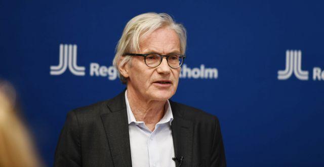 Carl-Olof Zimmerman/TT / TT NYHETSBYRÅN